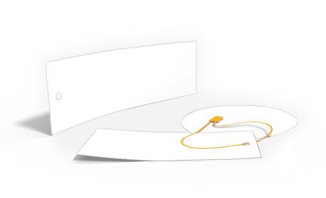 Cordons et rubans pour vos étiquettes volantes