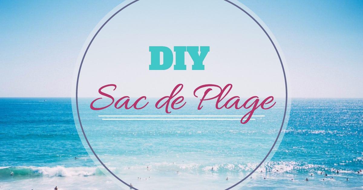 DIY Sac de Plage