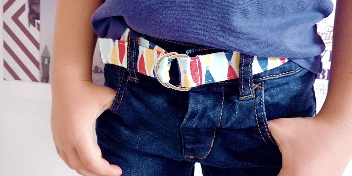 DIY: Nouvelle ceinture pour la rentrée