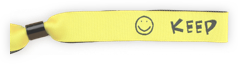 Bracelets Imprimés - Texte & Symbole