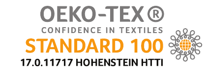Oeko-Tex Confidence in Textiles Standard 100 wunderlabelFR