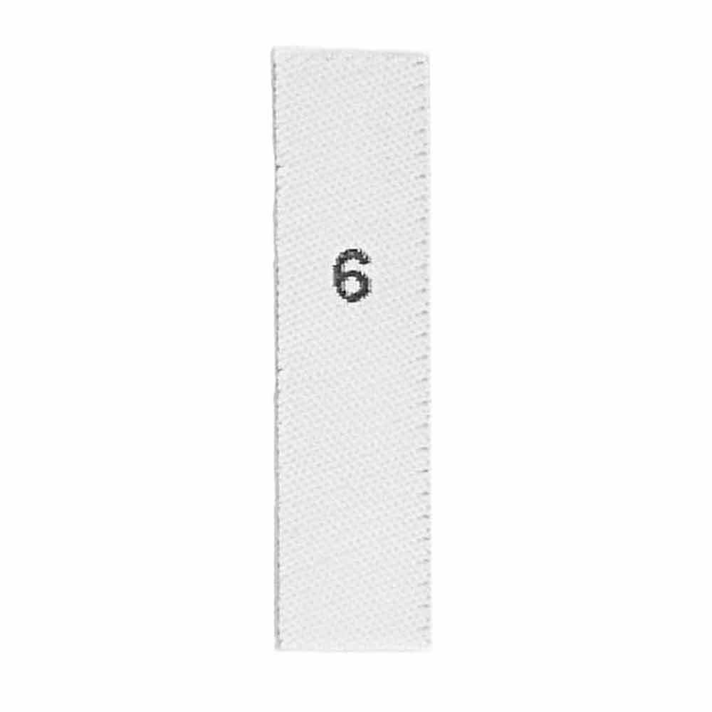 Tailles 6 - 16 Blanc